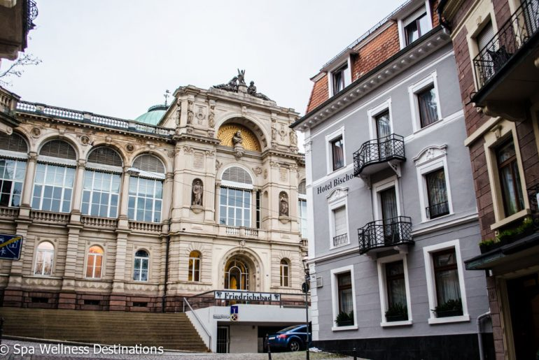 The Historic Friedrichsbad Experience
