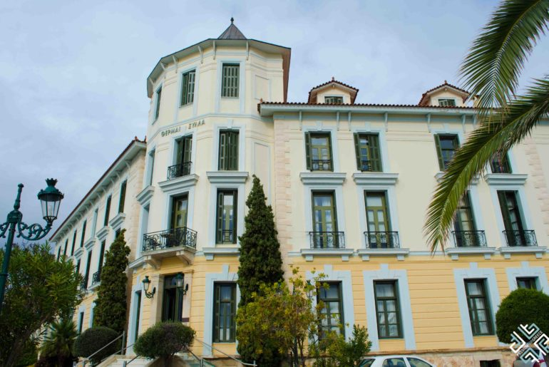 Thermae Sylla Spa and Wellness Hotel: Greece's finest Thermal Spa